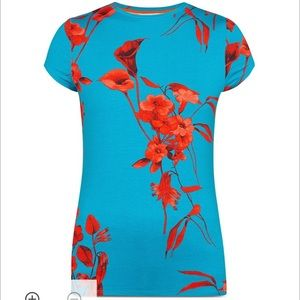 Brand new ted baker turquoise top